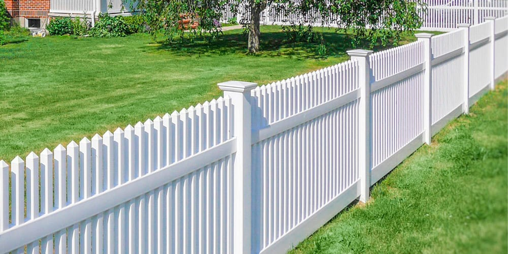 Acura Developments Vinyl Fences