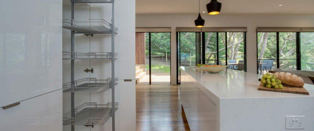 Kitchen Storage From Acura Developments